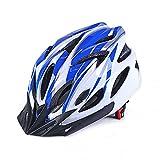 UKKD Fahrradhelm Kinder Outdoor-Radfahren Helme Ultralight MTB-Fahrradhelme Eps Sport Reiten Sicher...