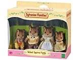 Sylvanian Families - 4172 - Walnuss Eichhörnchen: Familie Knacks