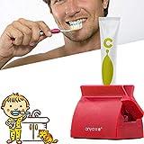 TSMCYG Toothpaste Squeezer Kreativer Zahnpasta-Quetscher,Mehrzweck Kreative Squeezer Für Zahnpasta...