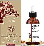 Organisches 100% Reines Arganöl– Gesicht, Haare, Körper Nägel (100 ml)
