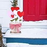 Dreameryoly DIY Blume mit dem Band harmlos umweltsmäßig dekoratives simuliertes Blumen-Geschenk...
