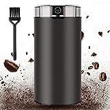 elektrische Kaffeemühle- CINDIRY Mini Bequem Coffee Grinder mit abnehmbare Smash-Tasse...