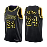 CHSC # 24 Kobe Bryant Trikot Lakers Weste, Jungen Basketball Fans Uniform Tops, City Edition...