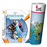 tiptoi Ravensburger Buch Die Eisknigin - Vllig unverfroren Frozen ELSA + Kinder Wimmel-Weltkarte |...