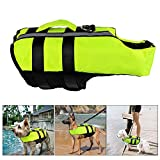 Unbekannt Schwimmweste für Hunde mit sicheren Schwimmvorrichtungen, verstellbar, reflektierender...
