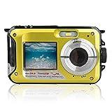 Moligh doll Voll HD 1080 P Unterwasser Kamera 24.0MP wasserdichte Digital Video Camcorder Selfie...