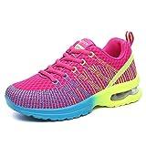 XPERSISTENCE Laufschuhe Damen Sportschuhe Running Sneakers Fitness Outdoors Air Cushion Leicht...