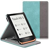 Fintie Hülle für Pocketbook Touch HD 3 / Touch Lux 5 / Touch Lux 4 / Basic Lux 2 / Color (2020)...