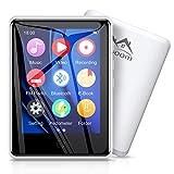 Timoom M6 MP3 Player Bleutooth 2,8' Touchscreen 32GB Sport Musik-Player mit Kopfhörer,...
