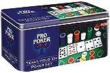 Tactic O3095 - Pro Poker Texas Hold'em Poker Set [UK Import]
