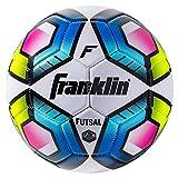 Franklin Sports Futsal Ball – Futsal Ball – Indoor und Outdoor Futsal Ball, Unisex, Jugendliche,...