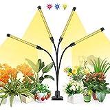 Lovebay Pflanzenlampe LED, 40W Pflanzenlicht Pflanzenleuchte Wachstumslampe Wachsen licht Grow Lampe...