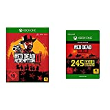 Red Dead Redemption 2 [Xbox One] + 245 Gold Bars [Download Code]