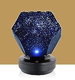 YOUZHI Sternenhimmel Projektionslampe Raum Schlafzimmer Geburtstag Vorschlag Dekoration Dekoration...