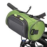 Lixada Fahrrad Lenkertasche Fahrradtasche mit Wasserdichtem Touchscreen Großer Kapazität...