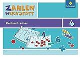 Zahlenwerkstatt - Rechentrainer: Rechentrainer 4: Ausgabe 2009