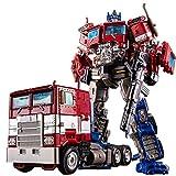 Transformers Optimus Prime, dunkler Commander Optimus Prime für Jungen, die...