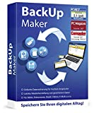 Backup Maker Pro - Datensicherung fr hchste Ansprche Windows 10, 8.1, 8, 7 Vista und XP