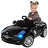 Actionbikes Motors Kinder Elektroauto Mercedes Benz Amg SLS - Lizenziert  Rc 2,4 Ghz Fernbedienung -...