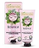 Bielenda, Botanical Clays Vegan, Tages und Nachtcreme Gesichtscreme mit Rosa Tonerde, Trockene und...