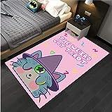 juan Teppich Wohnzimmer Sofa Schlafzimmer Cartoon Mädchen Nachttisch Decke Hochwertige Kurzflanell...