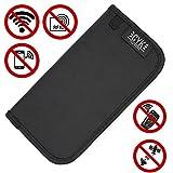 Premium RFID Strahlenschutz Tasche fr Keyless GO Autoschlssel - Finest Folia Kreditkarte Handy...