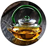 Teekannen Trinken Creative Glass Hochtemperaturbeständige Verdickte Boiling Teestube Duft Teefilter...