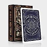 ASDZ lustige Spielkarten 54pcs / set Poker-Karten-Deck Family Party Brettspiel Spielkarten Schöner...