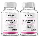 Ostrovit L-Carnitin 1250 | Nicht stimulierender Fatburner | Gewichtsverlust | Reduzierung des...