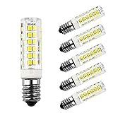HiBay® 6er-Pack E14 LED 7W Lampe 600lm Warmweiß ersetzt 60W Glühlampen, E14 birne...