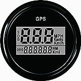 ELING garantierter digitaler GPS-Geschwindigkeitsmesser-Kilometerzähler für Autoboot mit...