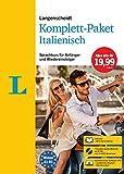 Langenscheidt Komplett-Paket Italienisch: Sprachkurs mit 2 Büchern, 6 Audio-CDs, MP3-Download,...