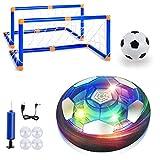 Air Power Fußball Kinderspielzeug ,Hover Ball Leistungsstarke LED Beleuchtung und Schaum...