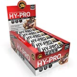 All Stars Hy-Pro BIG BAR, Double Chocolate, 24er Pack (24 x 100 g)