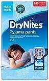 Huggies DryNites hochabsorbierende Nachtwindeln bei Bettnässen, für Jungen 8-15 Jahre, 4 x 13...