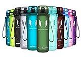 Super Sparrow Trinkflasche - Tritan Wasserflasche - 750ml - BPA-frei - Ideale Sportflasche -...