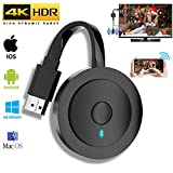 Wireless HDMI Display Dongle 4K HDR - MPIO Wifi HDMI Dongle Streaming für Android / iOS / Windows /...