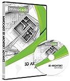 Immocado 3D Architekt Advance - 3D CAD Hausplaner und Architektur-Software inklusive Raumplaner,...