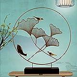 L.Z.HHZL Ornament Hauptlieferungs Wohnzimmer Eingang Bro-Software installiert Modell Raum Dekorative...