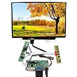 LCD Controller Karte DVI VGA Eingang Computermonitor 13,3 Zoll 1280X800 LCD Bildschirm, ultradnner...