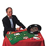 40,6cm Roulette und Blackjack Set