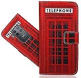 CaseExpert Motorola One Zoom Handy Tasche, Wallet Case Flip Cover Hüllen Etui Hülle Ledertasche...
