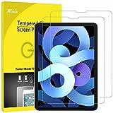 JETech 2 Stück Schutzfolie Kompatibel mit iPad Air 4 10,9 Zoll, iPad Pro 11 Zoll, Gehärtetem Glas...