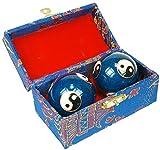 Qi Gong-Kugeln, Yin und Yang
