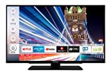 Techwood U40T52C 102 cm (40 Zoll) Fernseher (4K Ultra HD, HDR10, Triple Tuner, Smart TV, Prime...