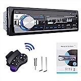 Lifelf RDS Autoradio mit Bluetooth Freisprecheinrichtung, Bluetooth 5.0, 2 USB/TF Karte/AUX/RDS, IOS...