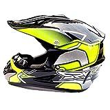 Berrd Motocross-Helm Rennmotorradhelm Capacete Motorradfutter abnehmbar Schnalle schnell und einfach...