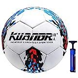 Senston Fußball Größe 5 Erwachsene Kinder Ausbildung Spiel Fussball Ball