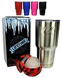 Handbeil Tumbler & Ice Form Option erhältlich | Langlebig Edelstahl, doppelwandige Vakuum Isoliert...