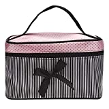 TYRBAGS Fashion Make Up Bag, Kulturbeutel Ideal for Reisen, Urlaub Fitness Camping Bad und Party...